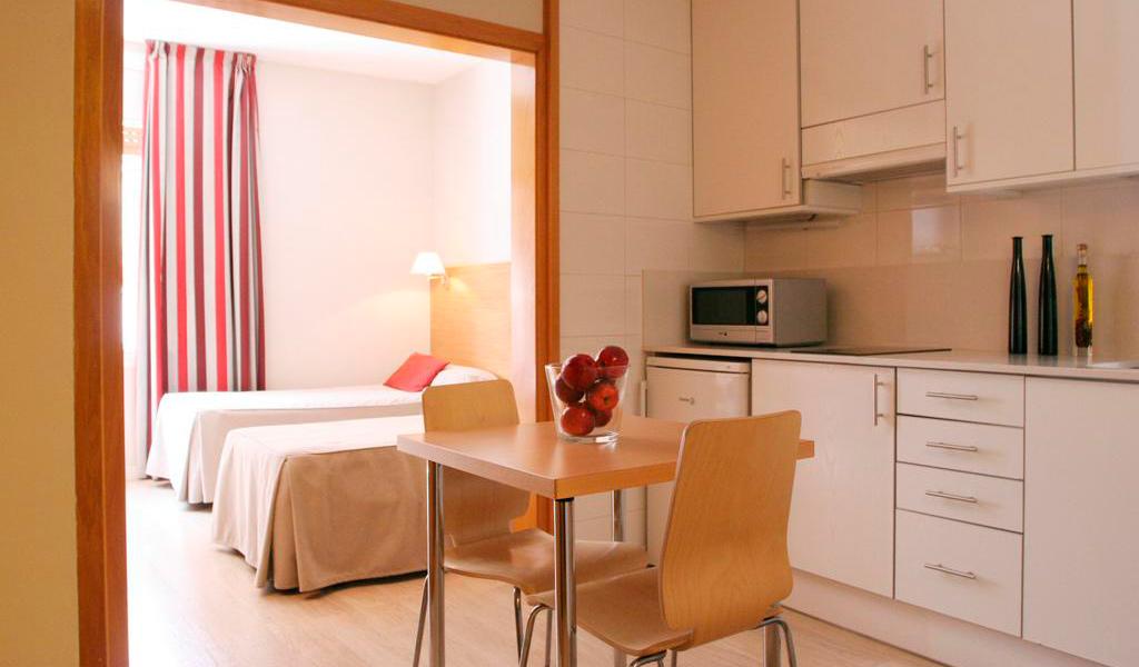 Atica apartments, apartamento 2 pax 01