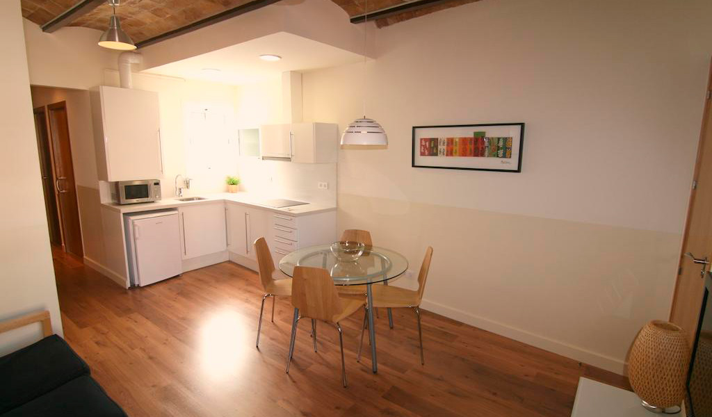 Atica apartments, apartamento 3 pax 01