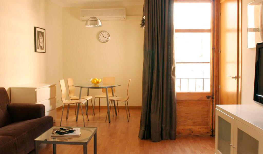 Atica apartments, apartamento 4 pax 01