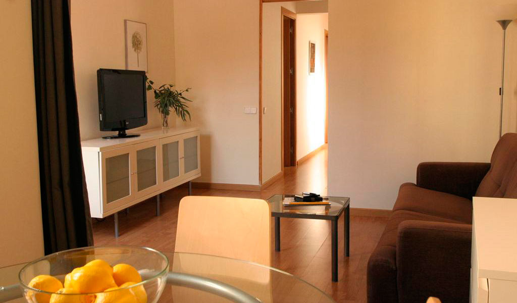 Atica apartments, apartamento 4 pax 02