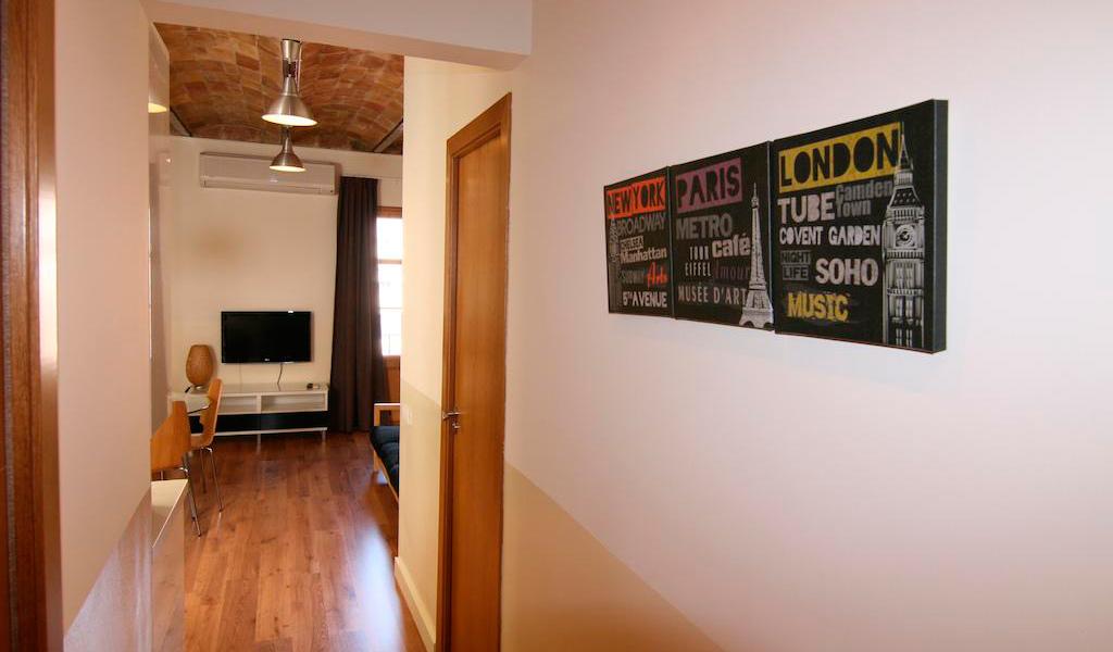 Atica apartments, apartamento 4 pax 04