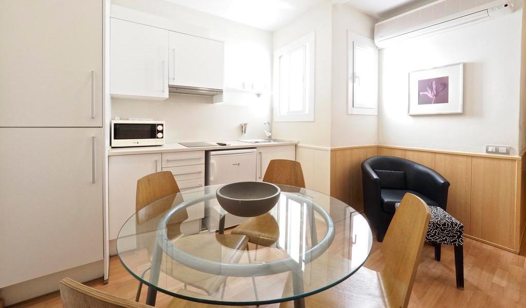 Atica apartments, apartamento 4 pax 05