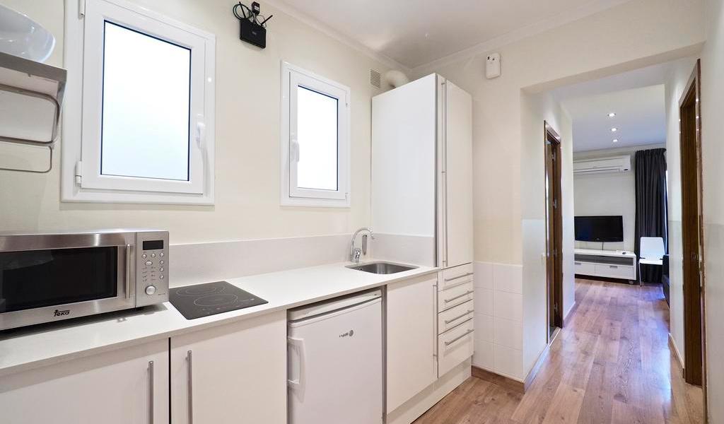 Atica apartments, apartamento 4 pax 06