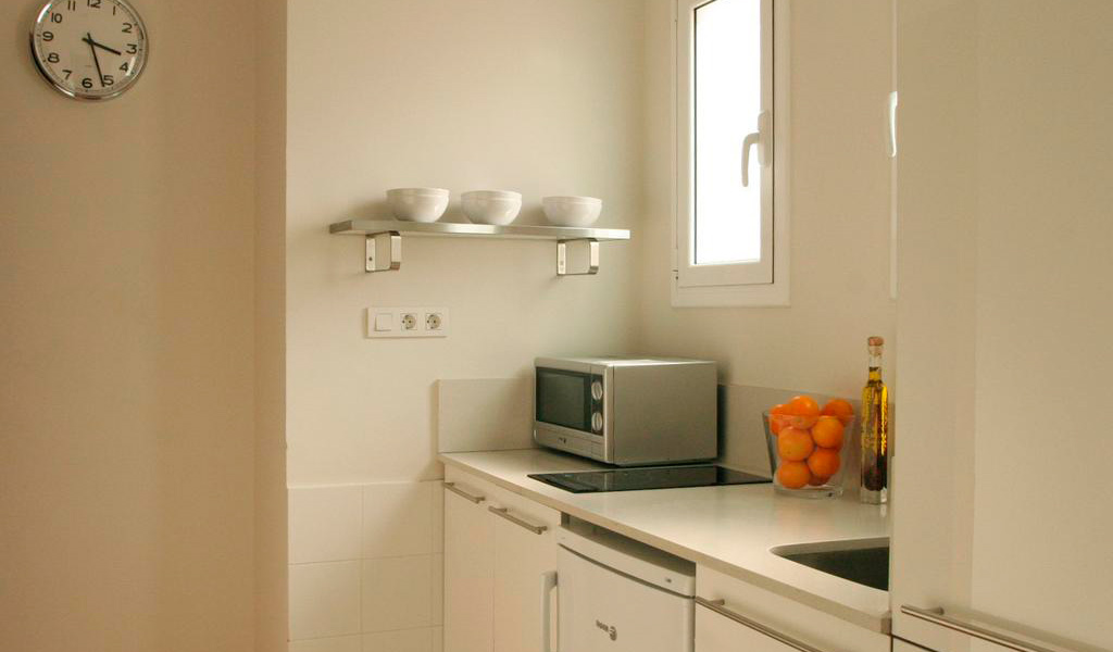 Atica apartments, apartamento 4 pax 08