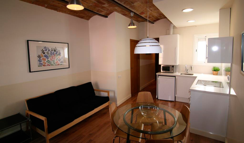 Atica apartments, apartamento 5 pax 01