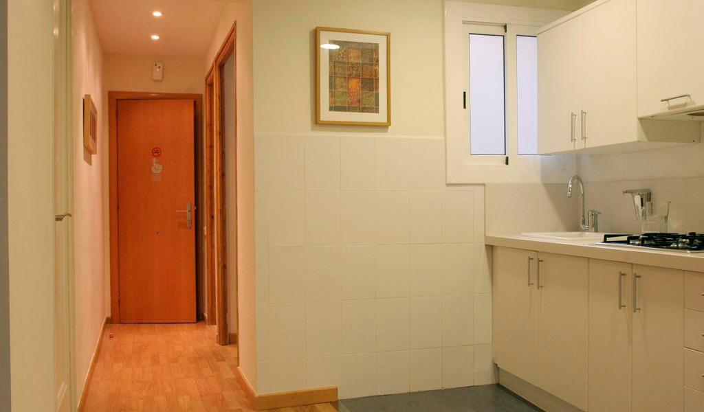 Atica apartments, apartamento 5 pax 06