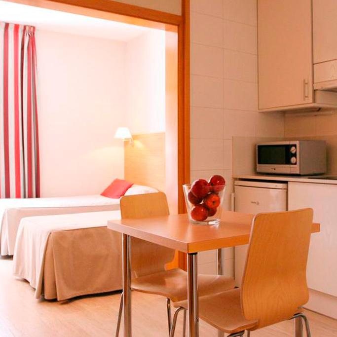 Atica apartments, apartamento 2 pax