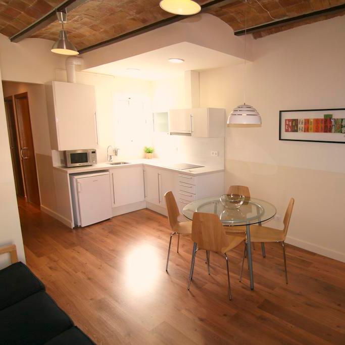 Atica apartments, apartamento 3 pax