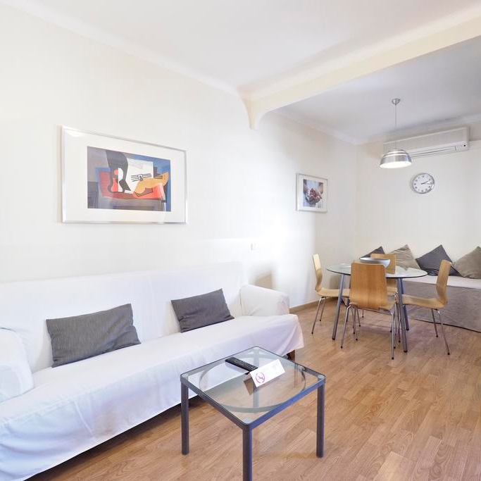 Atica apartments, apartamento 5 pax